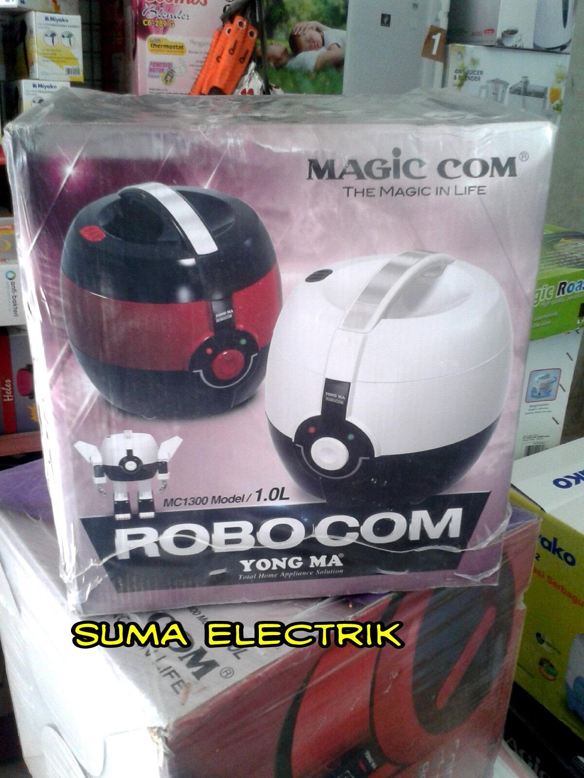 harga Panci Magic Com    Yong Ma  type ,  MC1400/MC1300(Blacktinum) Tokopedia.com