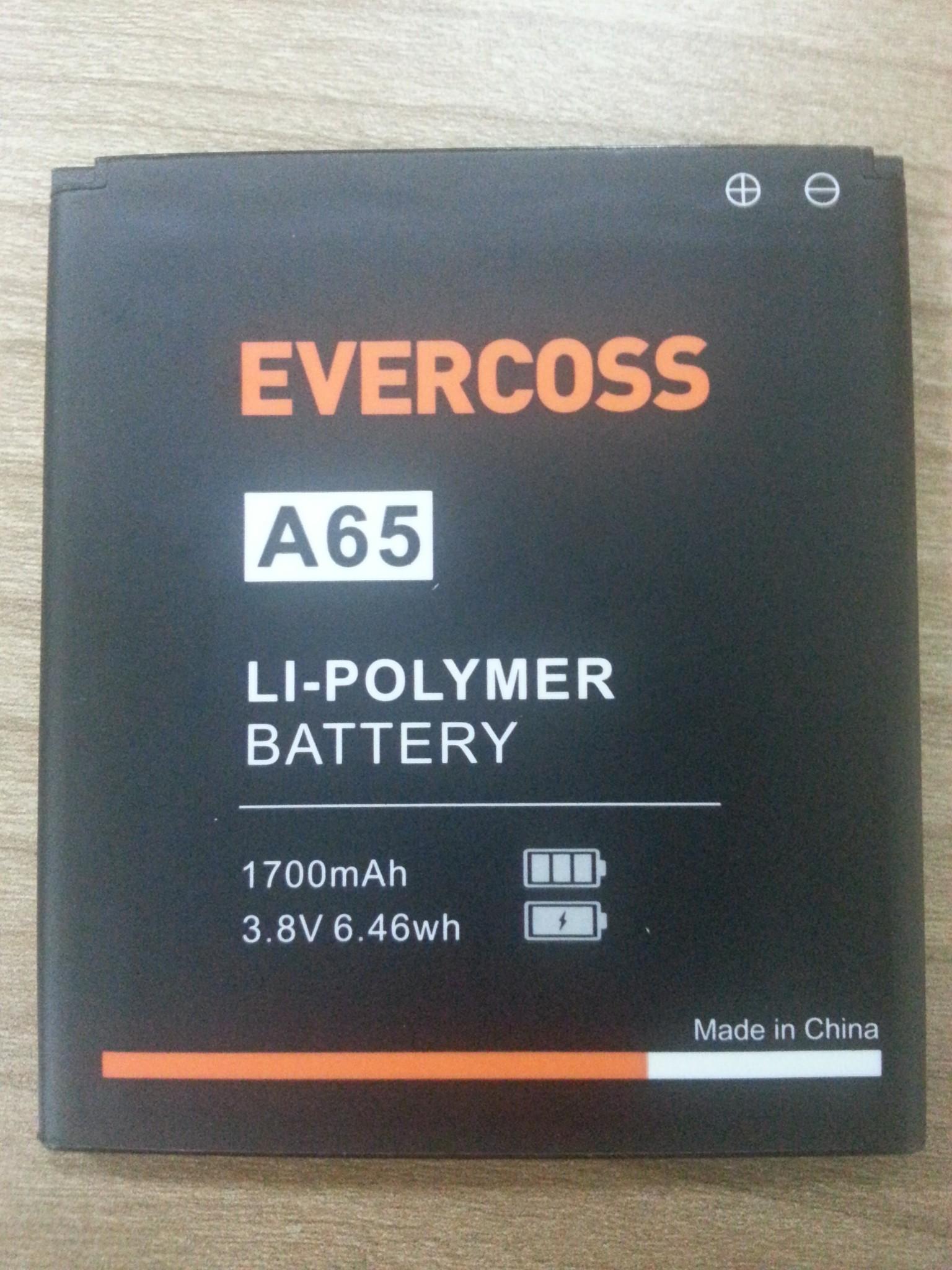 Battery Evercoss A65b Original 1800mah6 Daftar Harga Terkini Dan Sunberry S33 Hp  Bisa Powerbank 12000mah Garansi 1 Thn Jual A65 One X Frustasii Online Shop Tokopedia
