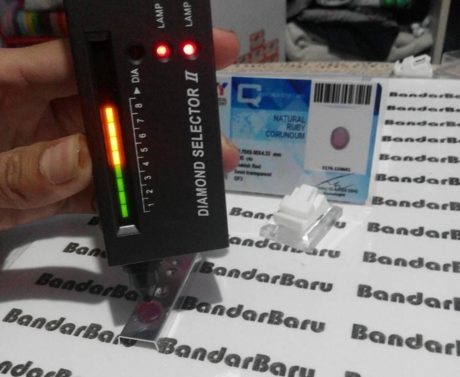 harga batu ruby rubi atau ( mirah merah delima + memo madagascar Tokopedia.com