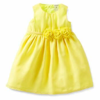 Детское желтое платье стильная спортивная одежда для дэвушек