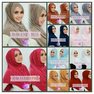 Hijab Syiria Rayna Plain