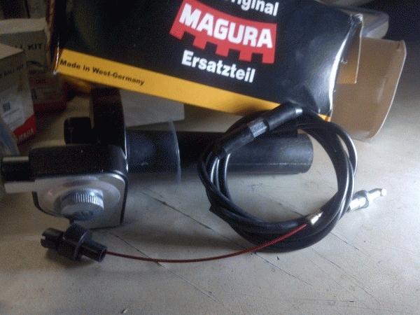 MAGURA GAS SPONTAN / KONTAN RACING (BUKAN DAYTONA, BUNGBON)