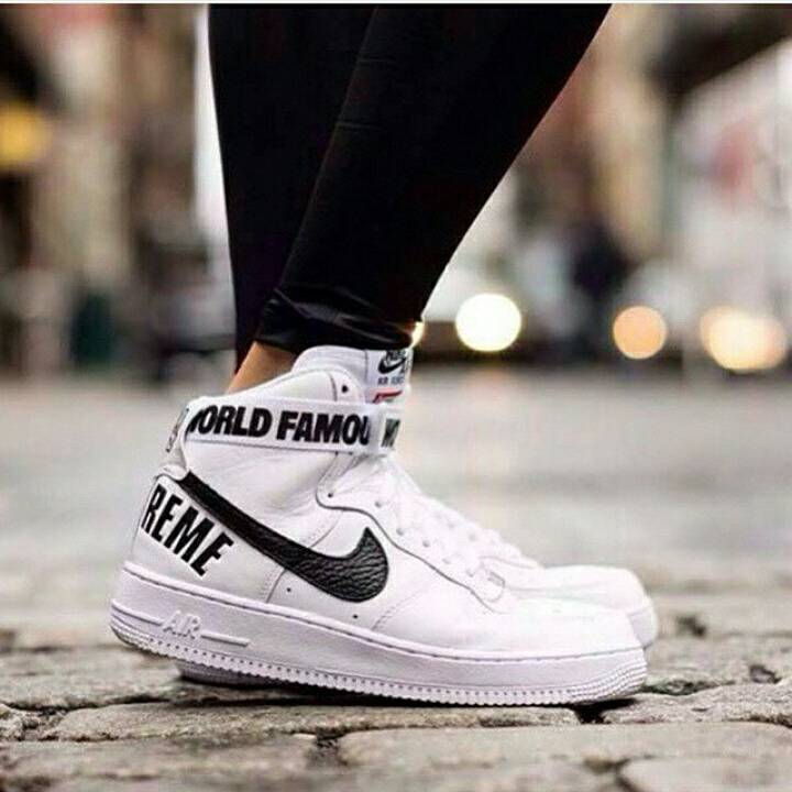 Jual Nike Air Force One Supreme
