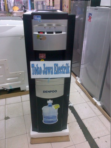 Jual DENPOO Dispenser Galoon Bawah Premium Series 1 Seri