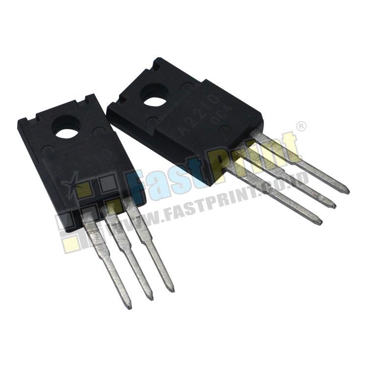 Fast Print Transistor Original A2098 Printer Epson T1100, R1390