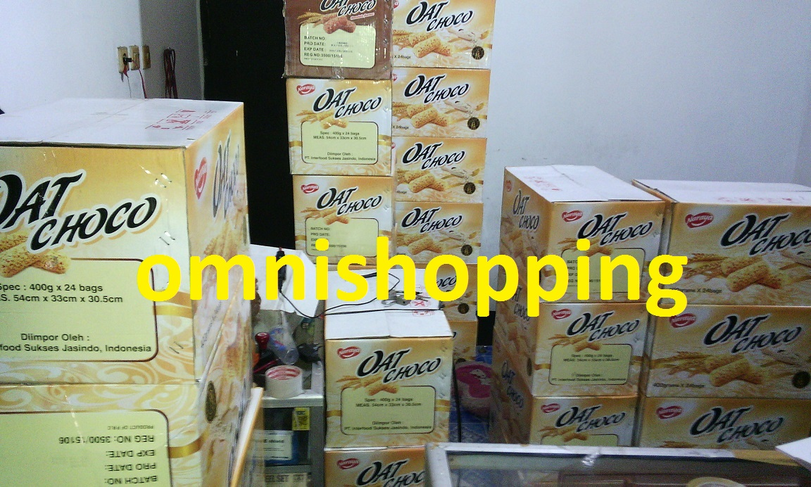 Jual Pt Interfood Sukses Jasindo Naraya Oat Choco Retail Central Electro Bandung Tokopedia