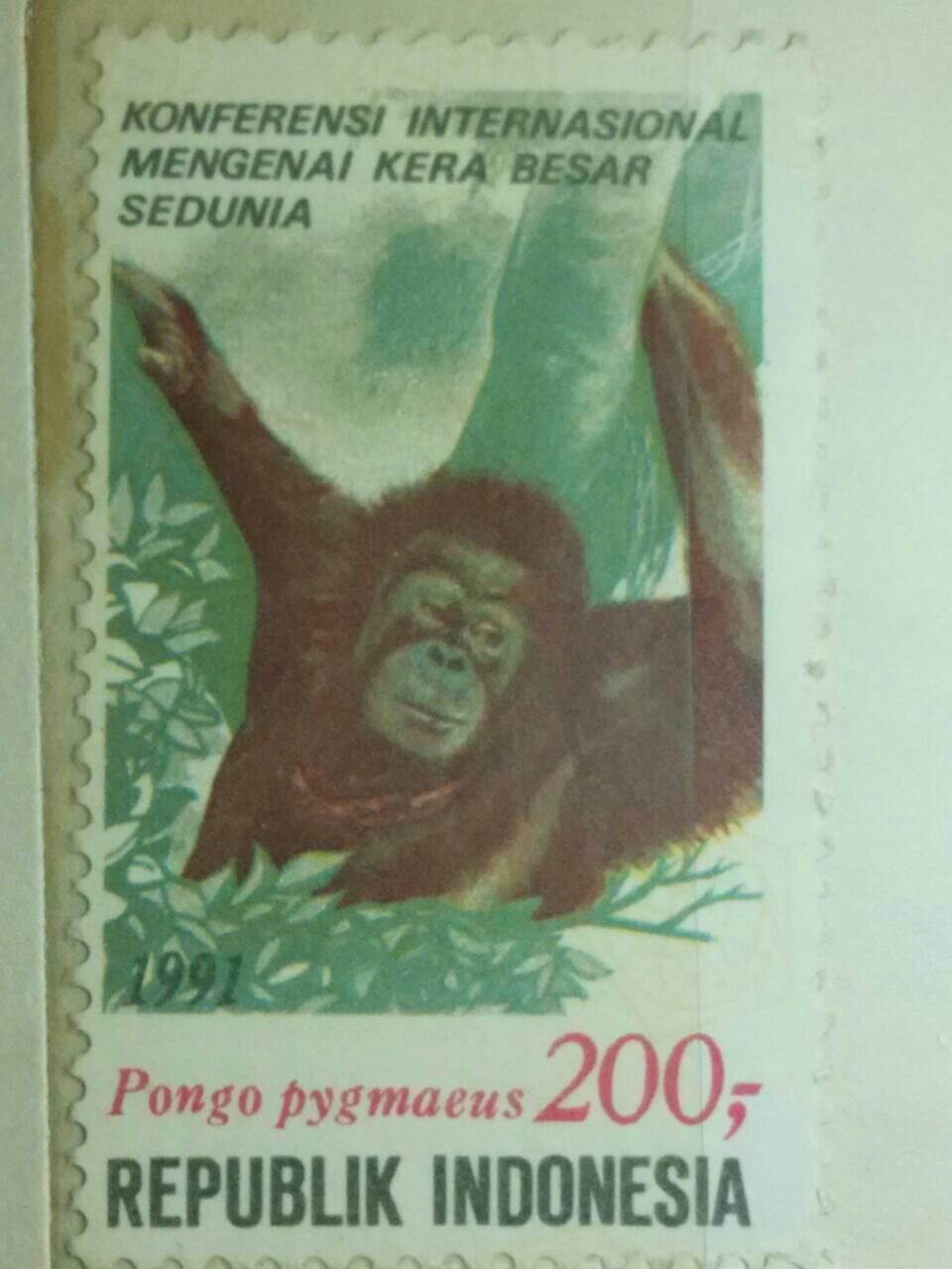 harga Prangko seri Simpanse Tokopedia.com