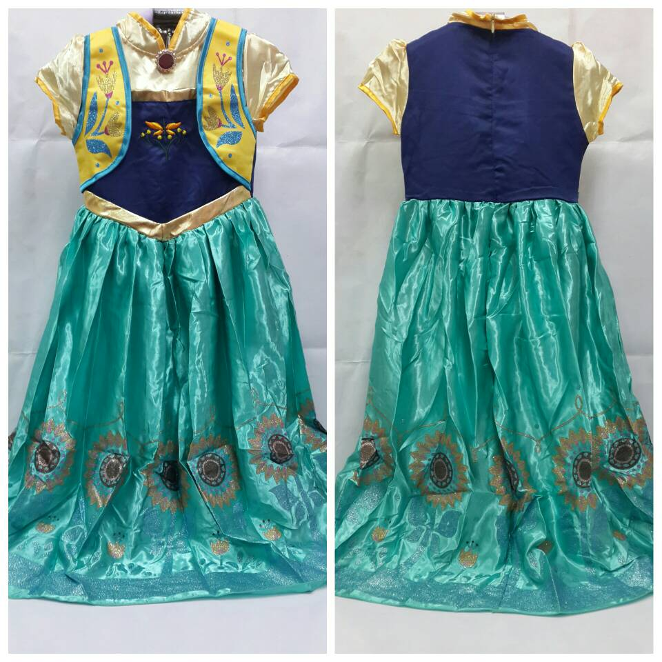 Jual Baju Kostum Elsa Frozen | newhairstylesformen2014.com