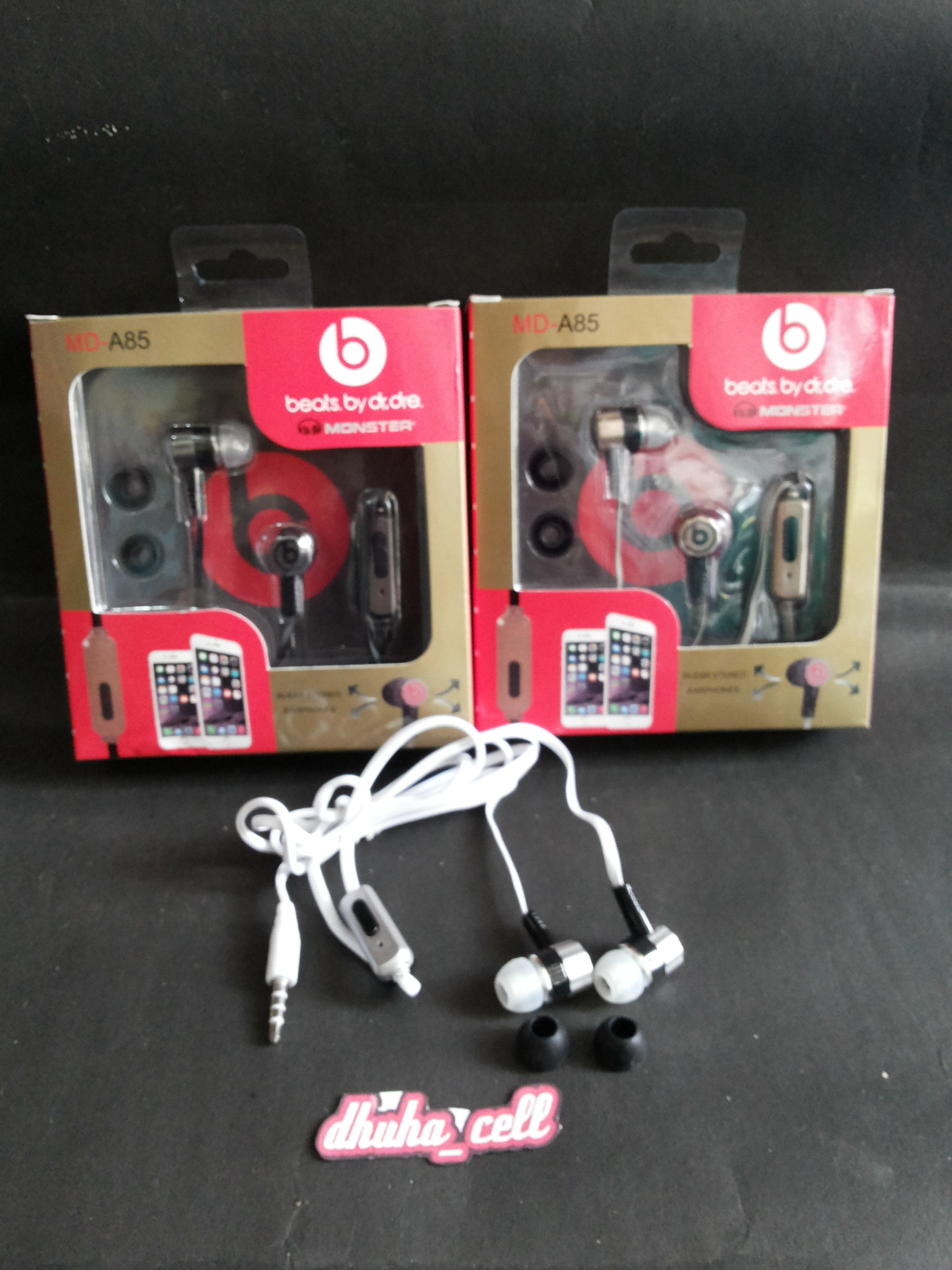 Headset Beats.by dr.dre