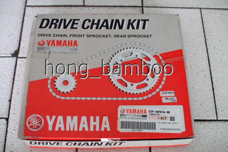 harga Gear Set Yamaha Jupiter Z (15T/36T/428-104) YGP 5TP-WF01A-00 Tokopedia.com