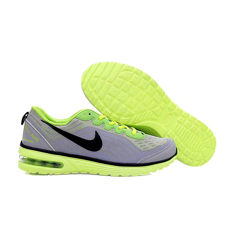 Jual Nike Running Air Max Lunar Abu Abu Hijau Lime - The Ultimate ... 2518393ecf