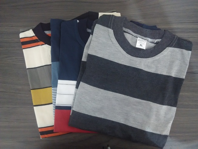 Kaos Oblong Anak Murah 2 Pcs Kaos Oblong Cotton Anak