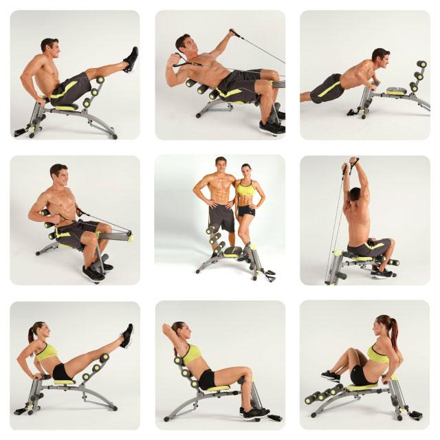 jual wonder core ii alat fitness jaco tokopedia. Black Bedroom Furniture Sets. Home Design Ideas