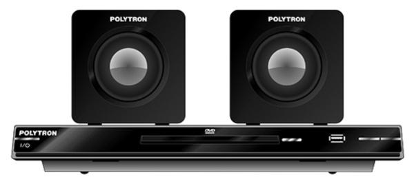 Polytron Home Theatre | DTIB 2367 | Black