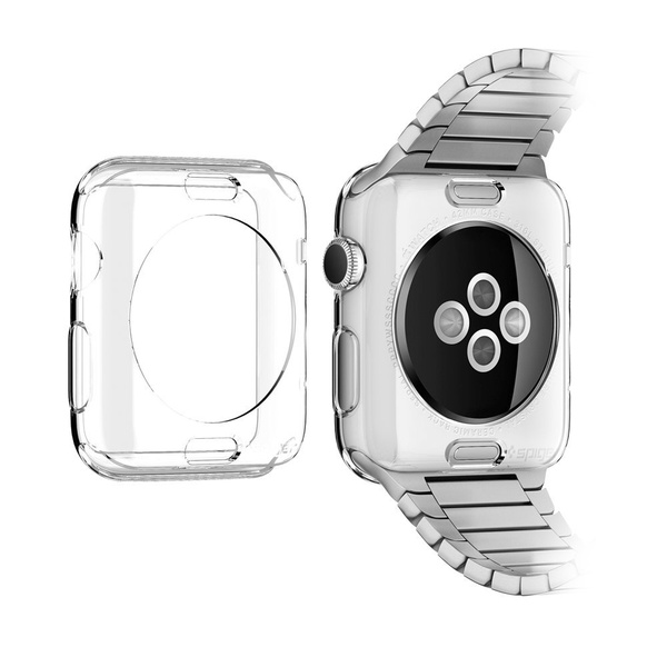 Spigen SGP Apple Watch 42mm Liquid Crystal - Clear