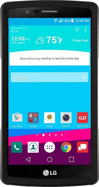 OTTERBOX LG G4 Commuter Series - Black