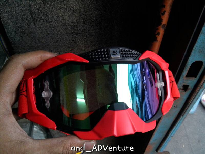 goggle cross, kacamata helm trail/cross. SNAIL original, new m series