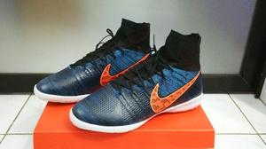 harga Sepatu Futsal Nike Elastico Superfly Navy Tokopedia.com