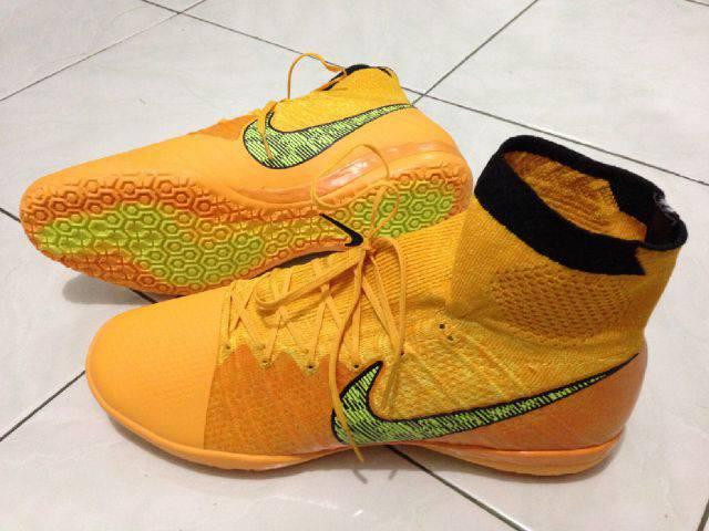 harga Sepatu Futsal Nike Elastico Superfly Orange Tokopedia.com