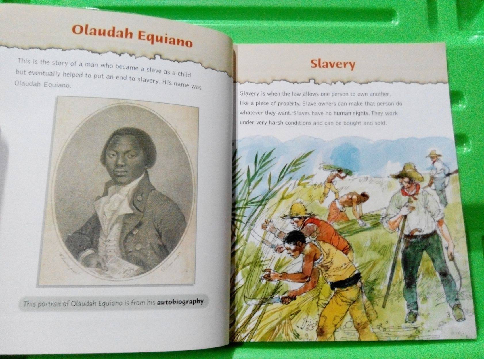 the life of equiano olaudah essays