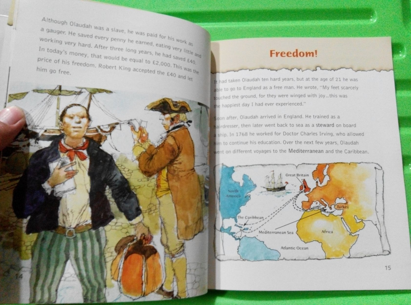 The Interesting Narrative Olaudah Equiano