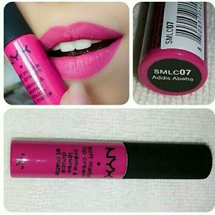 Jual NYX Soft Matte Lip Cream SMLC07 Addis Ababa