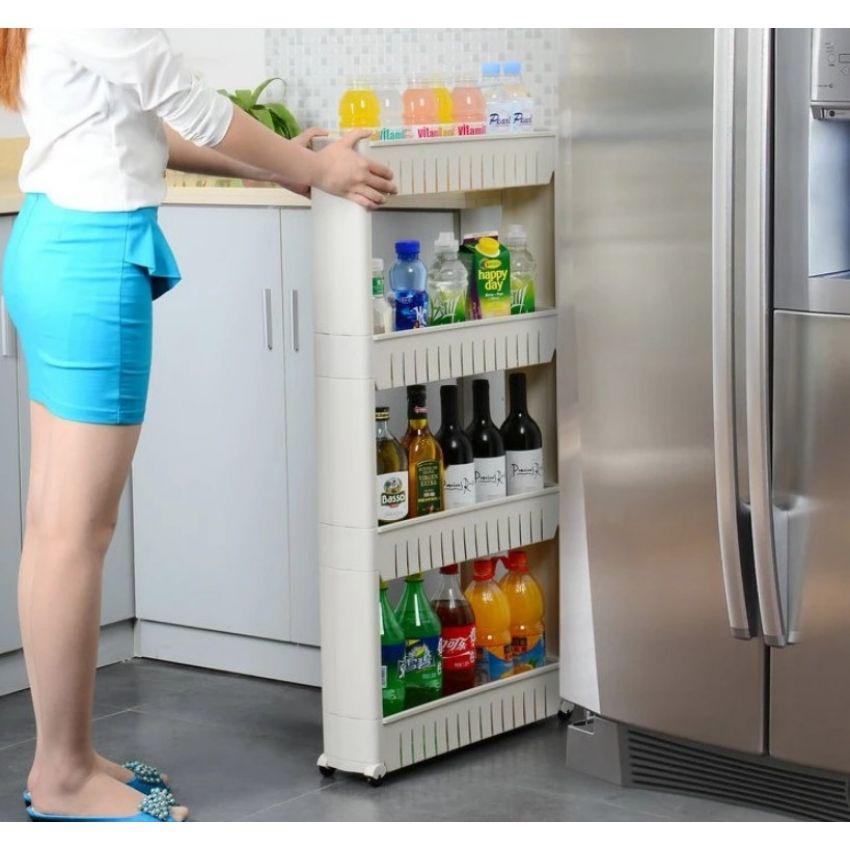 Выдвижные полки для кухни kitchen organizer.