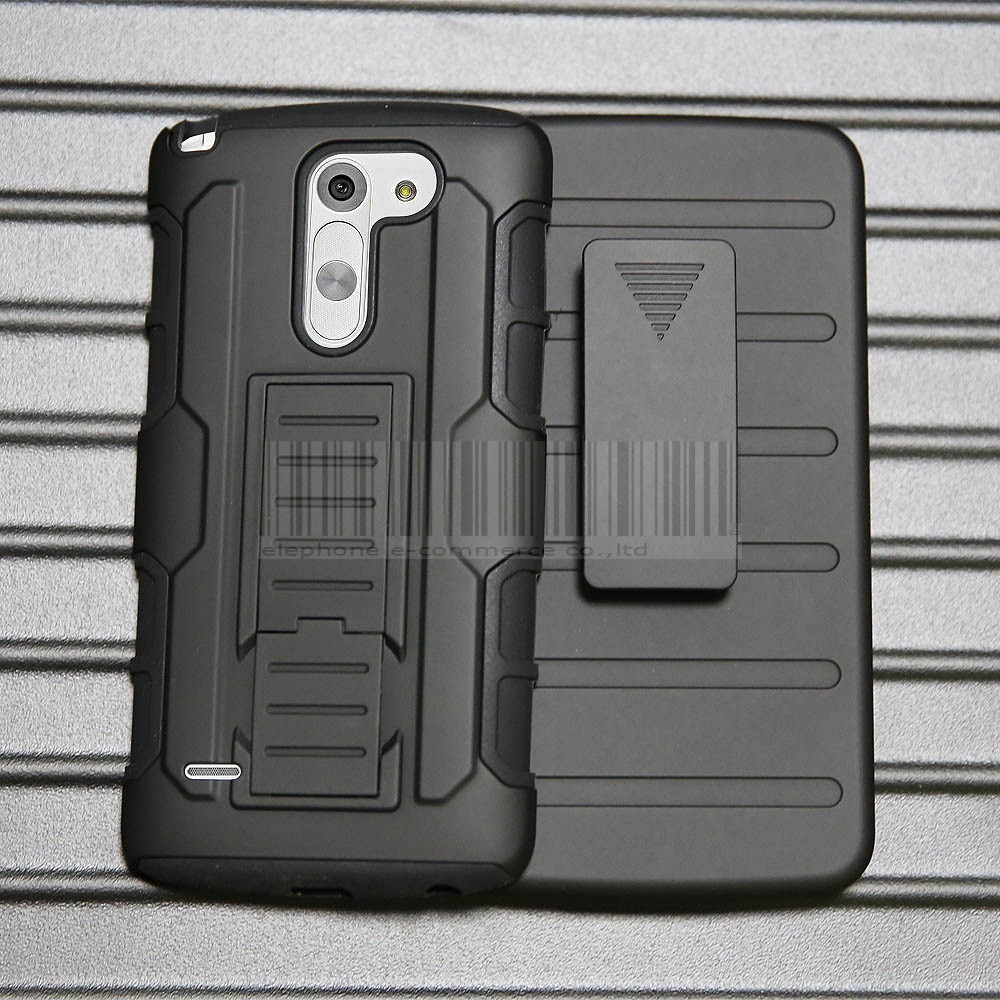 Jual LG G3 Stylus Future Armor With Holster Case Tough