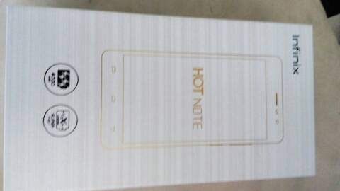 Infinix Hot Note X551 Gold