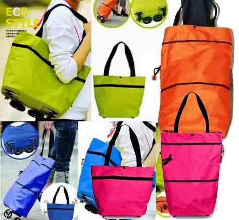 Shopping Bag Cart · Tas