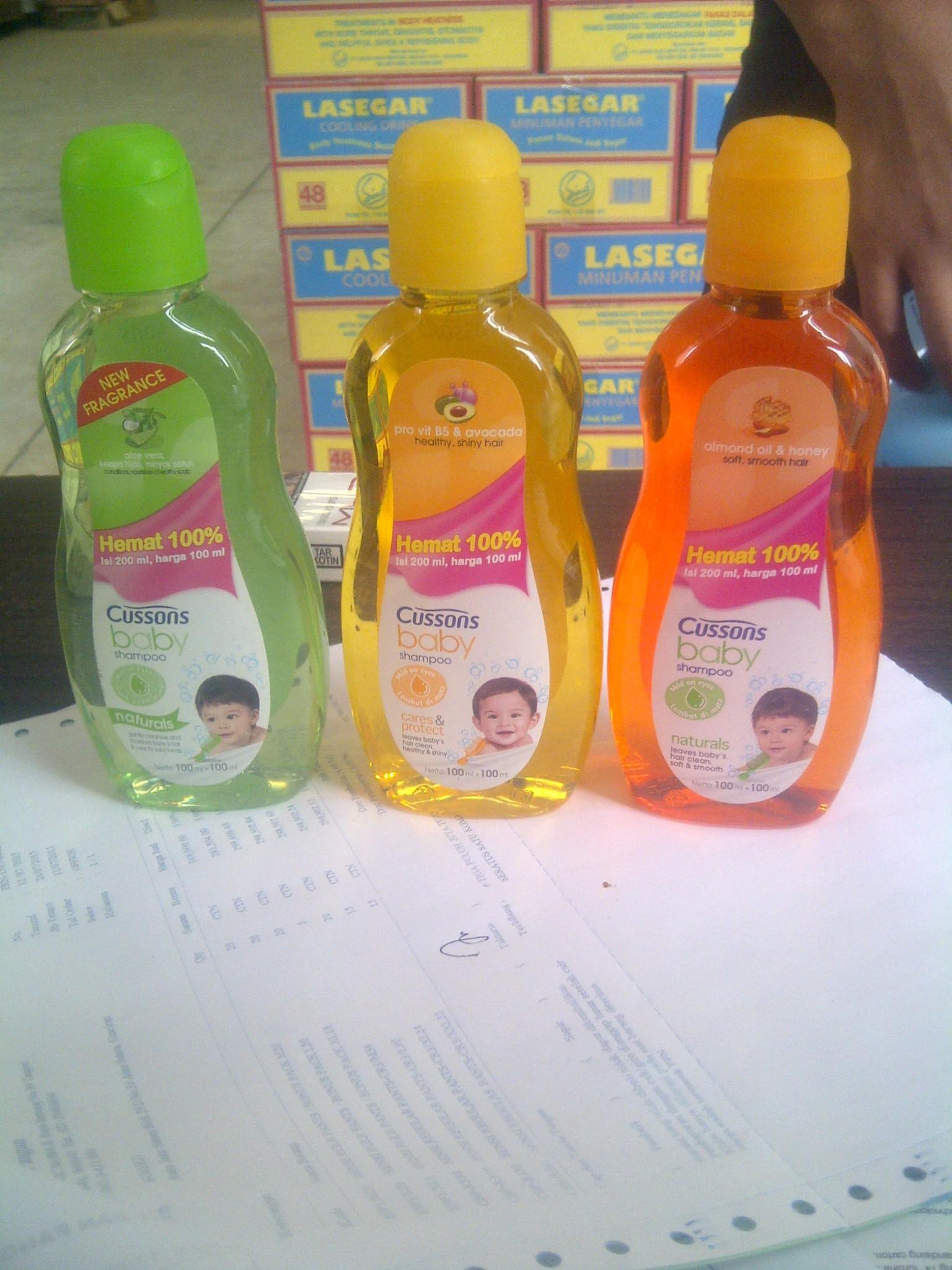 Jual Cussons Baby Shampoo 100 Ml Toko Tokopedia Oil Soft And Smooth 100ml