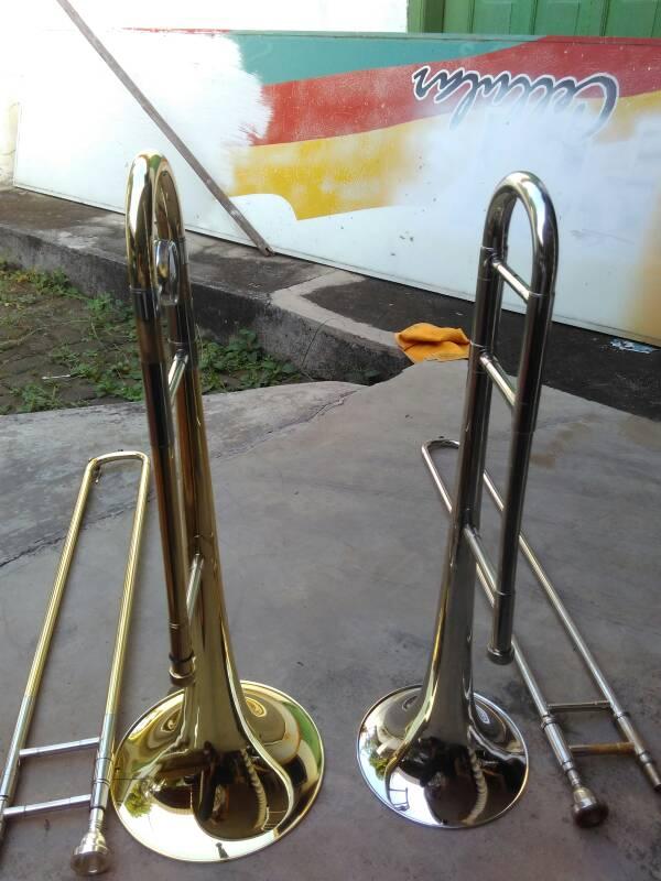 Jinbao Slide Tenor - Bass Trombone JBSL 720