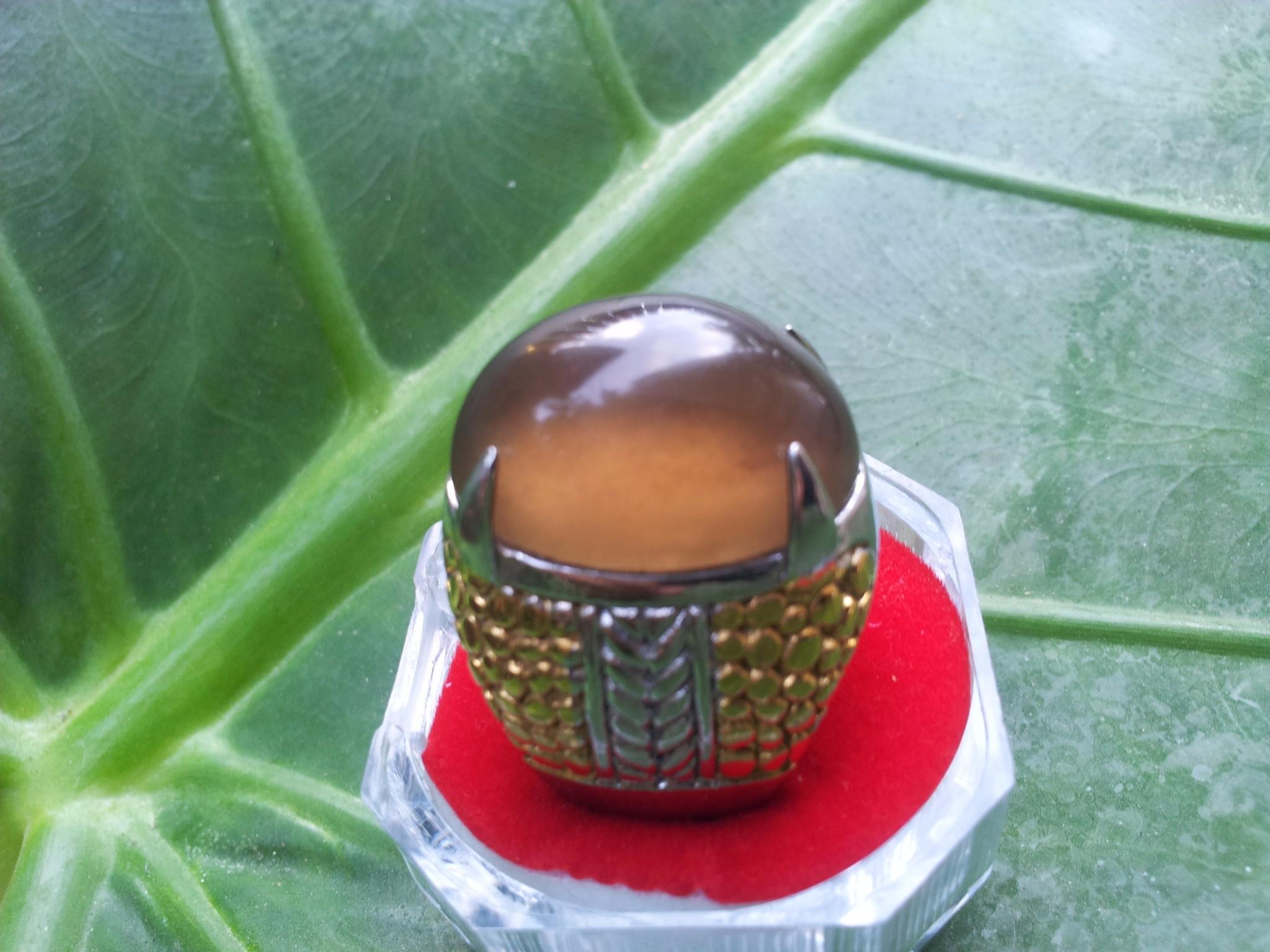 harga Batu cincin solar padang / solar solok / smoky quartz HQ  04 Tokopedia.com