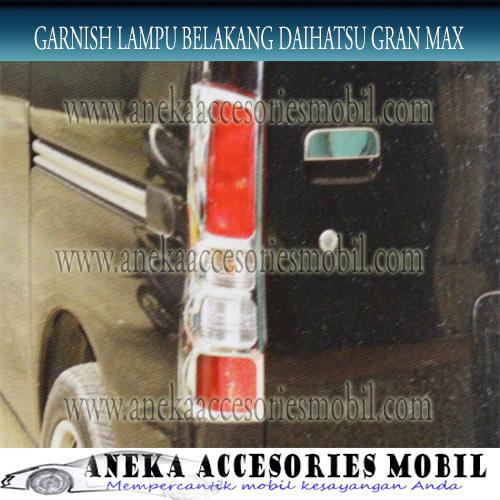 harga Garnish Lampu Belakang/Rear Lamp Garnish Daihatsu Gran Max Tokopedia.com