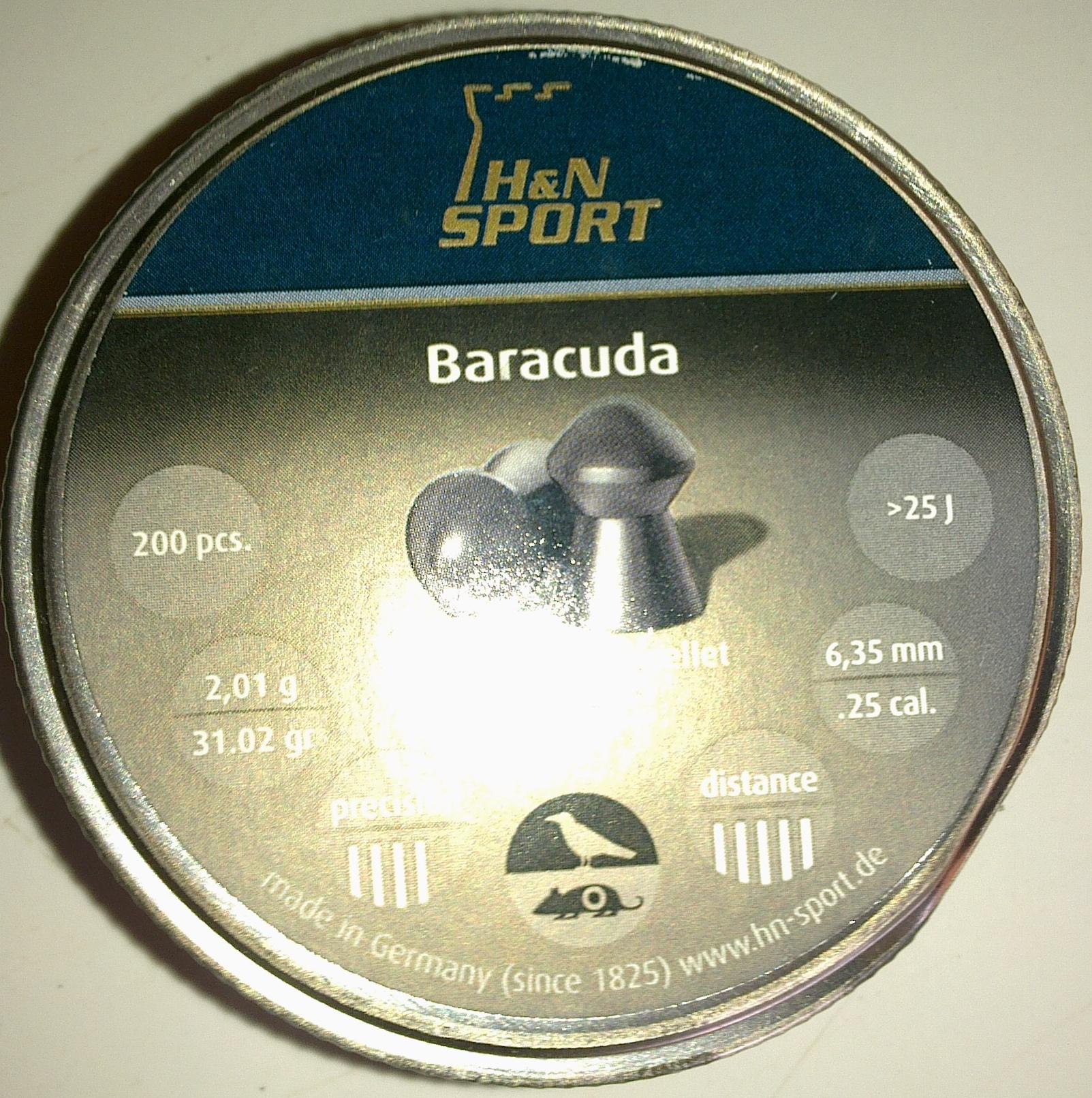 harga Mimis Baracuda Cal .25 / 6,35 mm Tokopedia.com