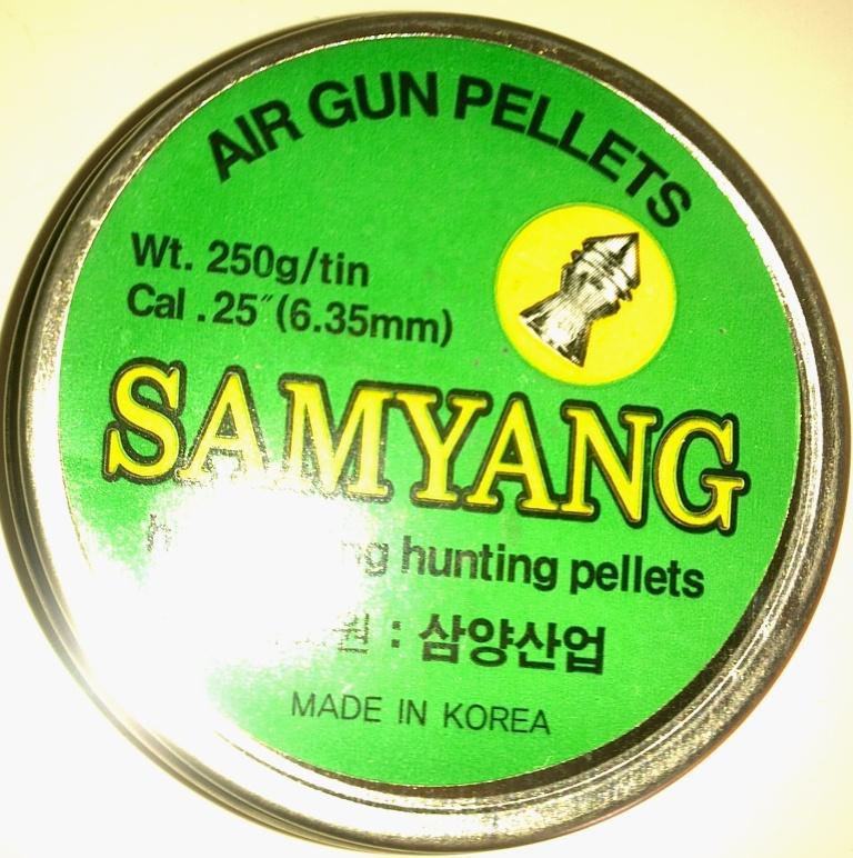 harga Mimis Samyang Lancip Cal .25 / 6,35 mm Tokopedia.com