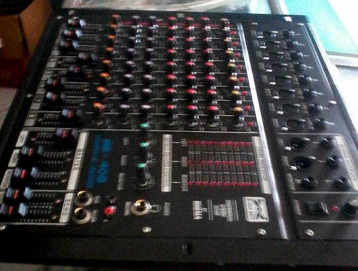 Audio Mixer BB 8 chnl