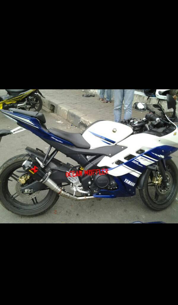 Jual Aneka Knalpot Racing Yamaha R15 Lengkap Merk Dan