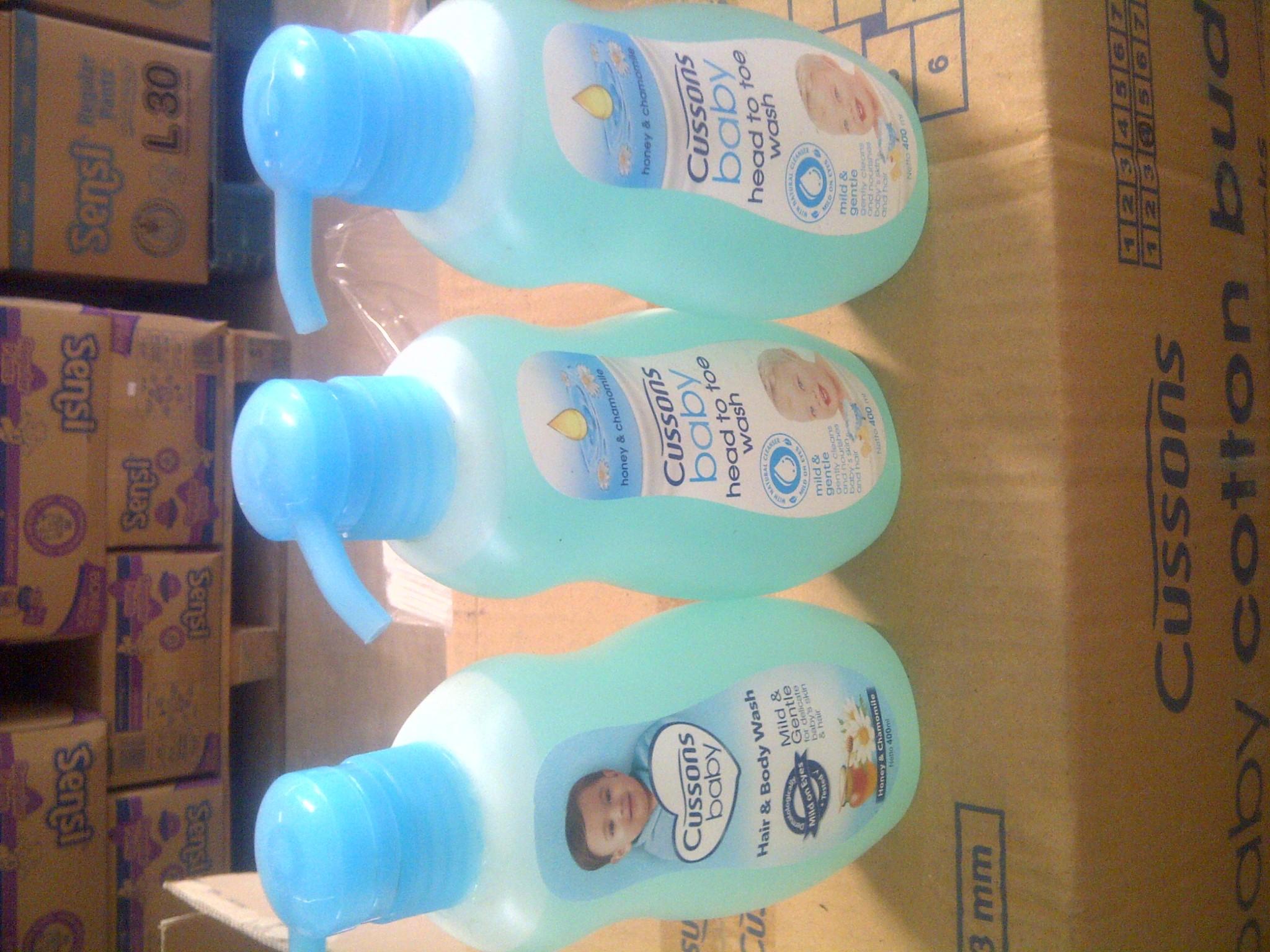 Jual Cb Hair Body Wash 400 Ml Mild Gentle Btl Toko Baby Cussons 400ml Tokopedia