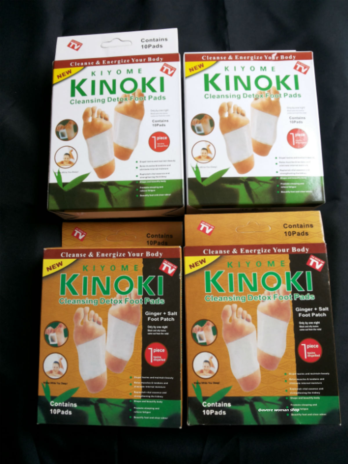 Harga Kinoki Detox Foot Patch Gold Ginger Koyo Penghilang Racun Bambo Kesehatan Jual Kaki Cap Bambu White Avere Woman Shop