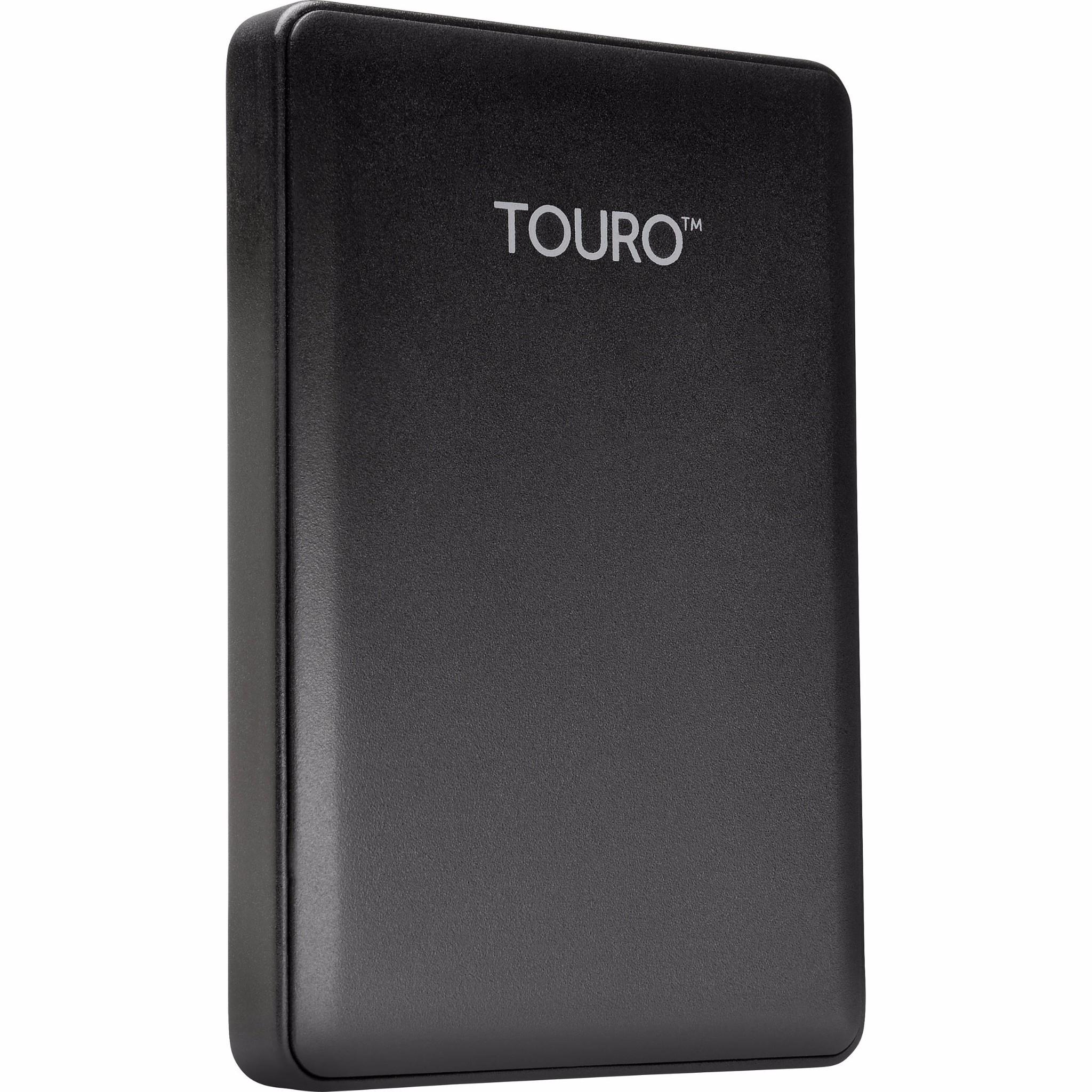 Jual HGST HDD External 25 Touro 1TB