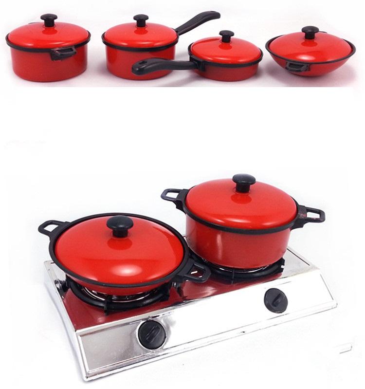 Jual 13pcs alat peralatan masak mainan anak panci kompor for Kitchen set kompor tanam