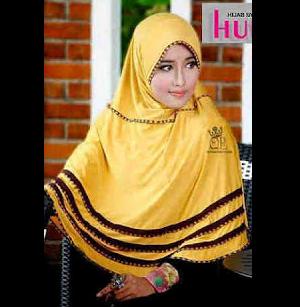 Hijab Jilbab Syari Murah Syar'i Humaira