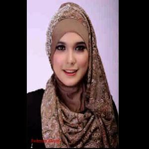 Pasmina Batik Premium Hijab Jilbab Syari Murah