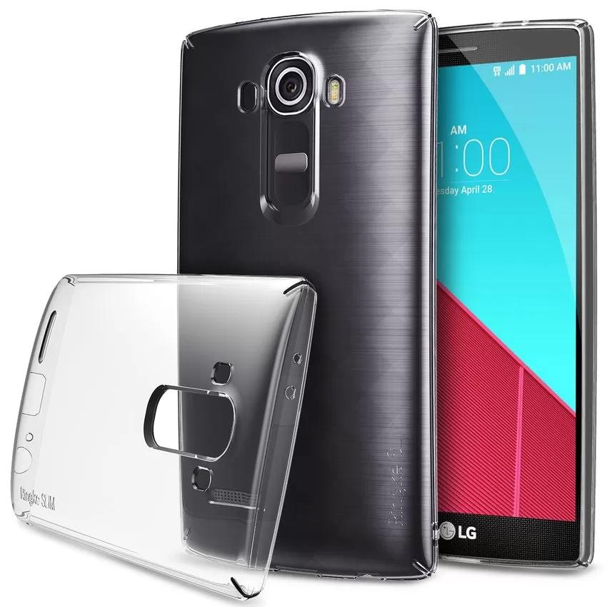 Rearth Ringke LG G4 Slim - Crystal
