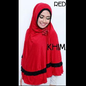 Hijab Jilbab Syari Instant Khimar Alila