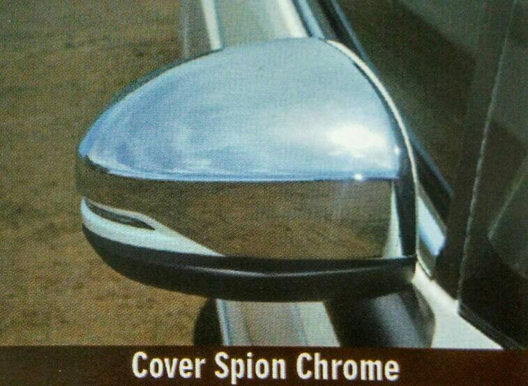 Cover Spion Chrome Jazz 2014