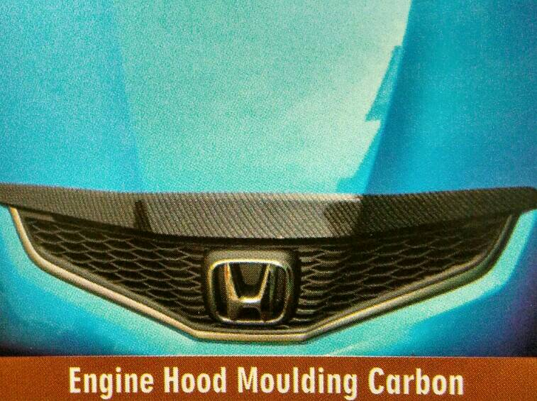 Hudmoulding Carbon All New Jazz