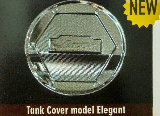 Tank Cover Jazz 2014 Elegant/Exclusive