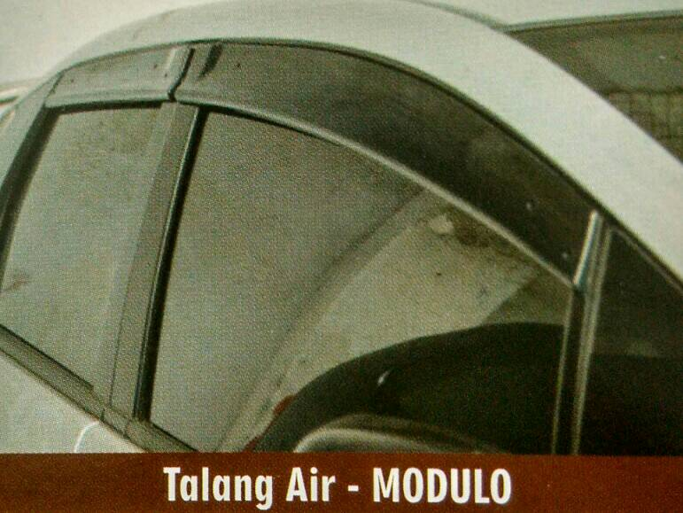 Talang Air All New Jazz Modulo Injection